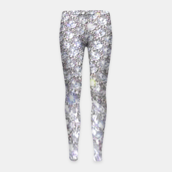diamonds Girl's Leggings thumbnail image