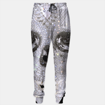 Thumbnail image of diamond skull Sweatpants, Live Heroes