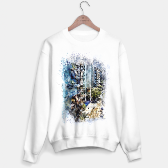 Thumbnail image of Athens city Sweater regular, Live Heroes