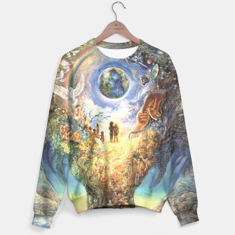 Thumbnail image of Tree of Peace Sweater, Live Heroes
