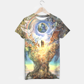Miniaturka Tree of Peace T-shirt, Live Heroes