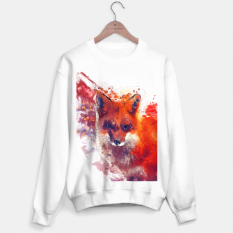Thumbnail image of Red Fox Sweater regular, Live Heroes