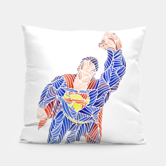 Thumbnail image of spm Pillow, Live Heroes