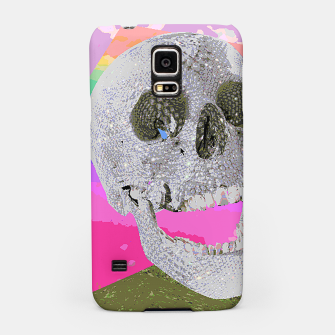 Thumbnail image of skull chomp Samsung Case, Live Heroes