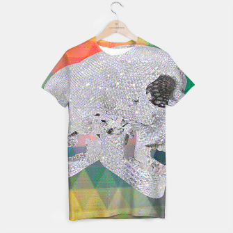 diamond skull chomp T-shirt thumbnail image