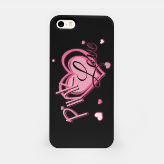 Thumbnail image of Pink Love iPhone Case, Live Heroes