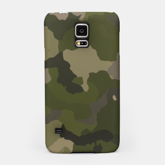 Thumbnail image of Huntress Camo Samsung Case, Live Heroes