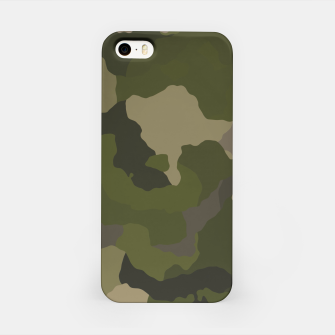 Thumbnail image of Huntress Camo iPhone Case, Live Heroes
