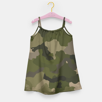 Thumbnail image of Huntress Camo Girl's Dress, Live Heroes
