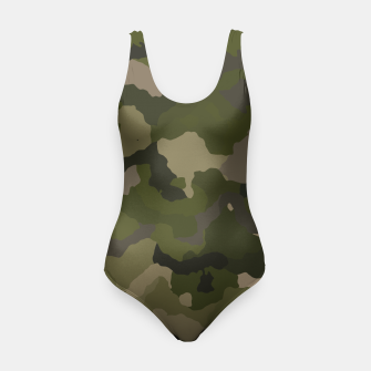 Thumbnail image of Huntress Camo Swimsuit, Live Heroes