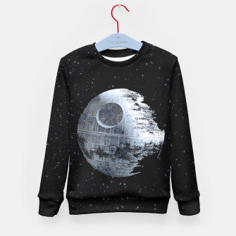 Miniaturka Star Wars Death Star Kid's Sweater, Live Heroes