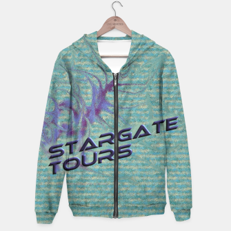 Thumbnail image of Stargate Tours Solstice 2016 Hoodie, Live Heroes