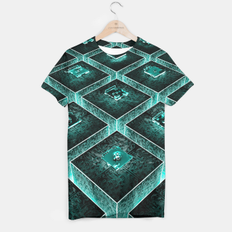 Thumbnail image of AzTECH Temple T-shirt, Live Heroes