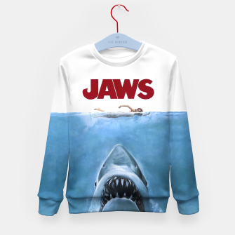 Miniaturka Jaws Kid's Sweater, Live Heroes