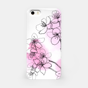 Thumbnail image of Cherry blossom iPhone Case, Live Heroes