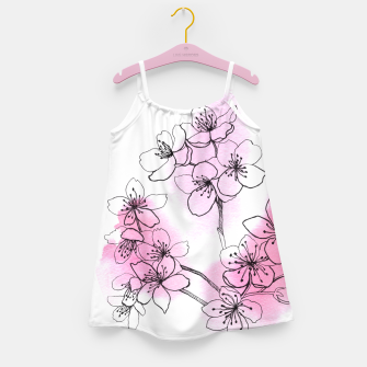 Thumbnail image of Cherry blossom Girl's Dress, Live Heroes
