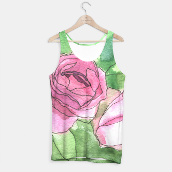 Thumbnail image of Roses Tank Top, Live Heroes