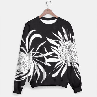 Thumbnail image of Chrysanthemums Sweater, Live Heroes