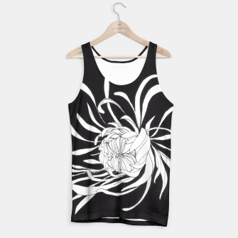 Thumbnail image of Chrysanthemums Tank Top, Live Heroes