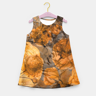Thumbnail image of Flora Girl's Summer Dress, Live Heroes
