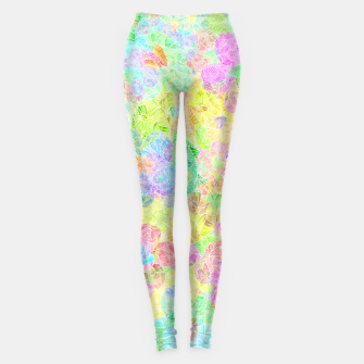 Thumbnail image of flr Leggings, Live Heroes