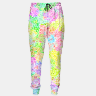 Thumbnail image of flr Sweatpants, Live Heroes