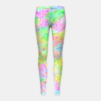 flr Girl's Leggings thumbnail image