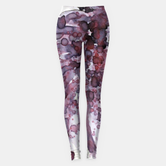 Thumbnail image of Tea Bird Leggings, Live Heroes