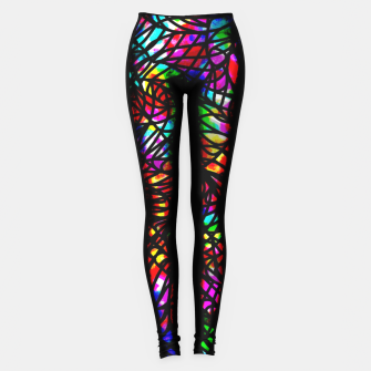 Thumbnail image of l002 Leggings, Live Heroes