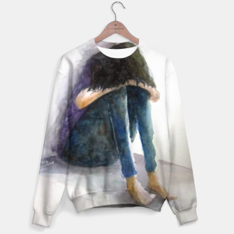 Thumbnail image of sadness Sweater, Live Heroes