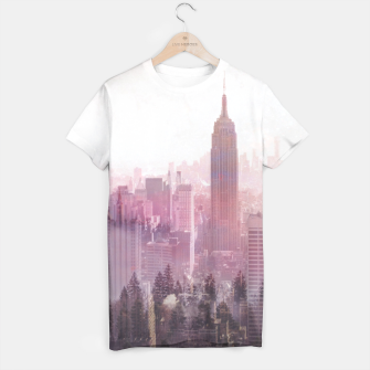 Thumbnail image of New York City T-shirt, Live Heroes