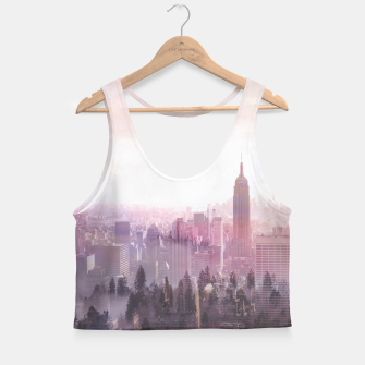 Thumbnail image of New York City Crop Top, Live Heroes