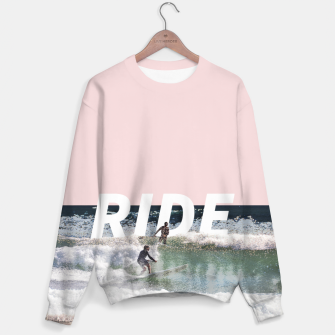 Thumbnail image of Ride Sweater, Live Heroes