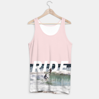 Thumbnail image of Ride Tank Top, Live Heroes