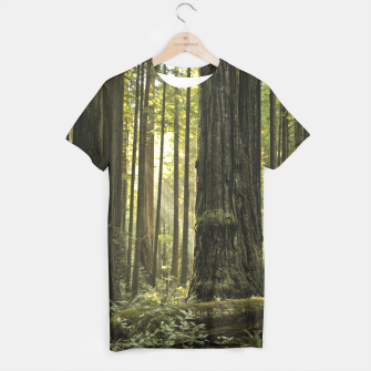 Into the woods T-shirt thumbnail image