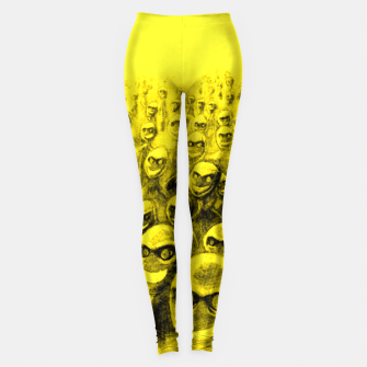 Thumbnail image of SmileyHorde Leggings, Live Heroes