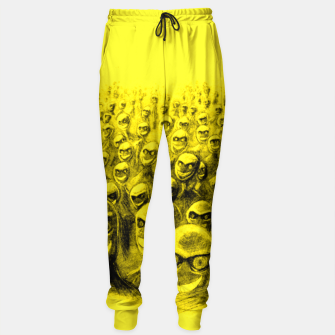 Thumbnail image of SmileyHorde Sweatpants, Live Heroes