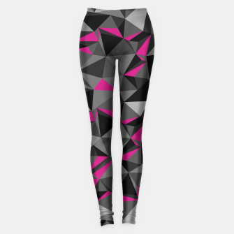 Miniatur Camo pink leggings - HiddeN LocatioN, Live Heroes