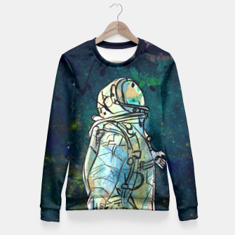 Spaceman Fitted Waist Sweater thumbnail image