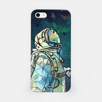 Spaceman iPhone Case thumbnail image