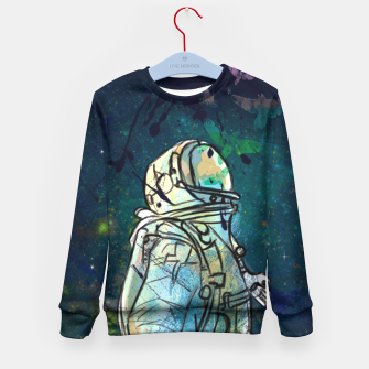Spaceman Kid's Sweater thumbnail image