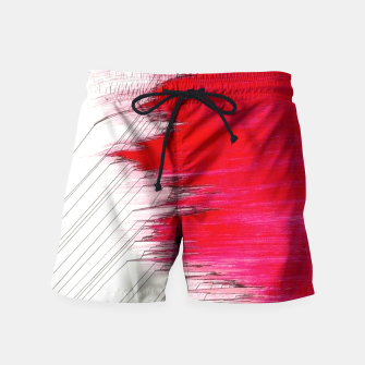 Thumbnail image of Rojo Swim Shorts, Live Heroes
