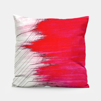 Thumbnail image of Rojo Pillow, Live Heroes