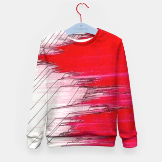 Thumbnail image of Rojo Kid's Sweater, Live Heroes