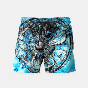Thumbnail image of FAN Swim Shorts, Live Heroes