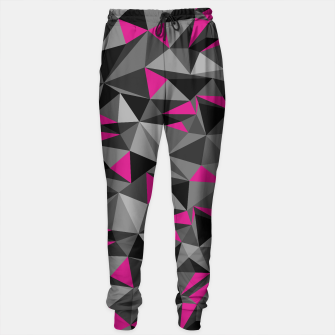 Miniatur Camo pink sweatpants - HiddeN LocatioN, Live Heroes