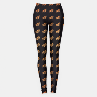 Thumbnail image of Octopi (PI) Nerd Pattern Leggings, Live Heroes