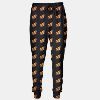 Thumbnail image of Octopi (PI) Nerd Pattern Sweatpants, Live Heroes