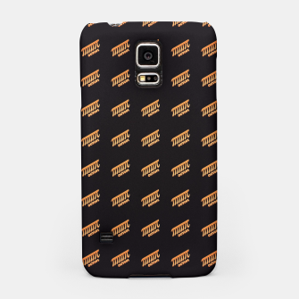 Thumbnail image of Octopi (PI) Nerd Pattern Samsung Case, Live Heroes