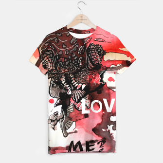 Thumbnail image of Can You Love ME T-shirt, Live Heroes